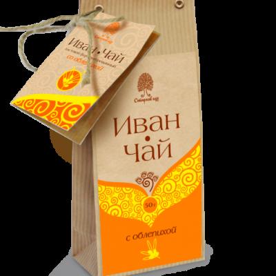 Иван-чай с облепихой / крафт