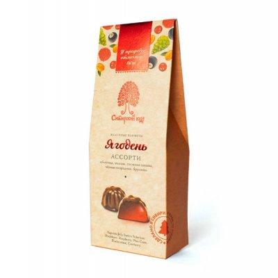 Желейные конфеты «Ягодень» ассорти