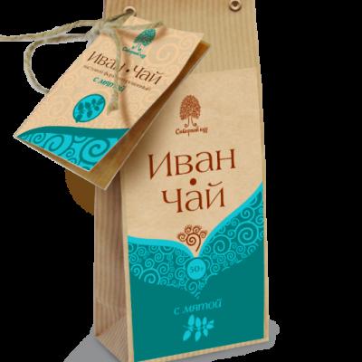 Иван-чай с мятой / крафт