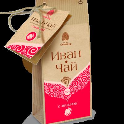 Иван-чай с малиной / крафт